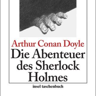 """Cover """"Die Abenteuer des Sherlock Holmes"""" (Insel-Taschenbuch)"""
